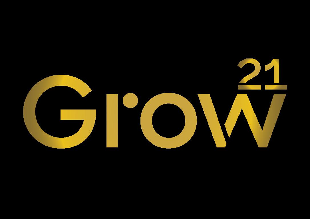 Grow 21 logo